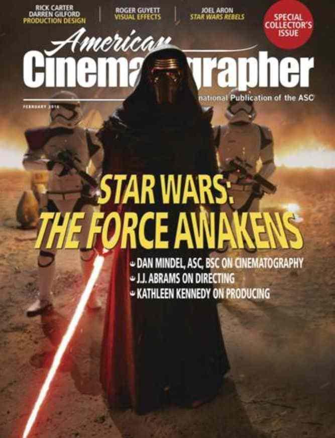 American Cinematographer Vol 97