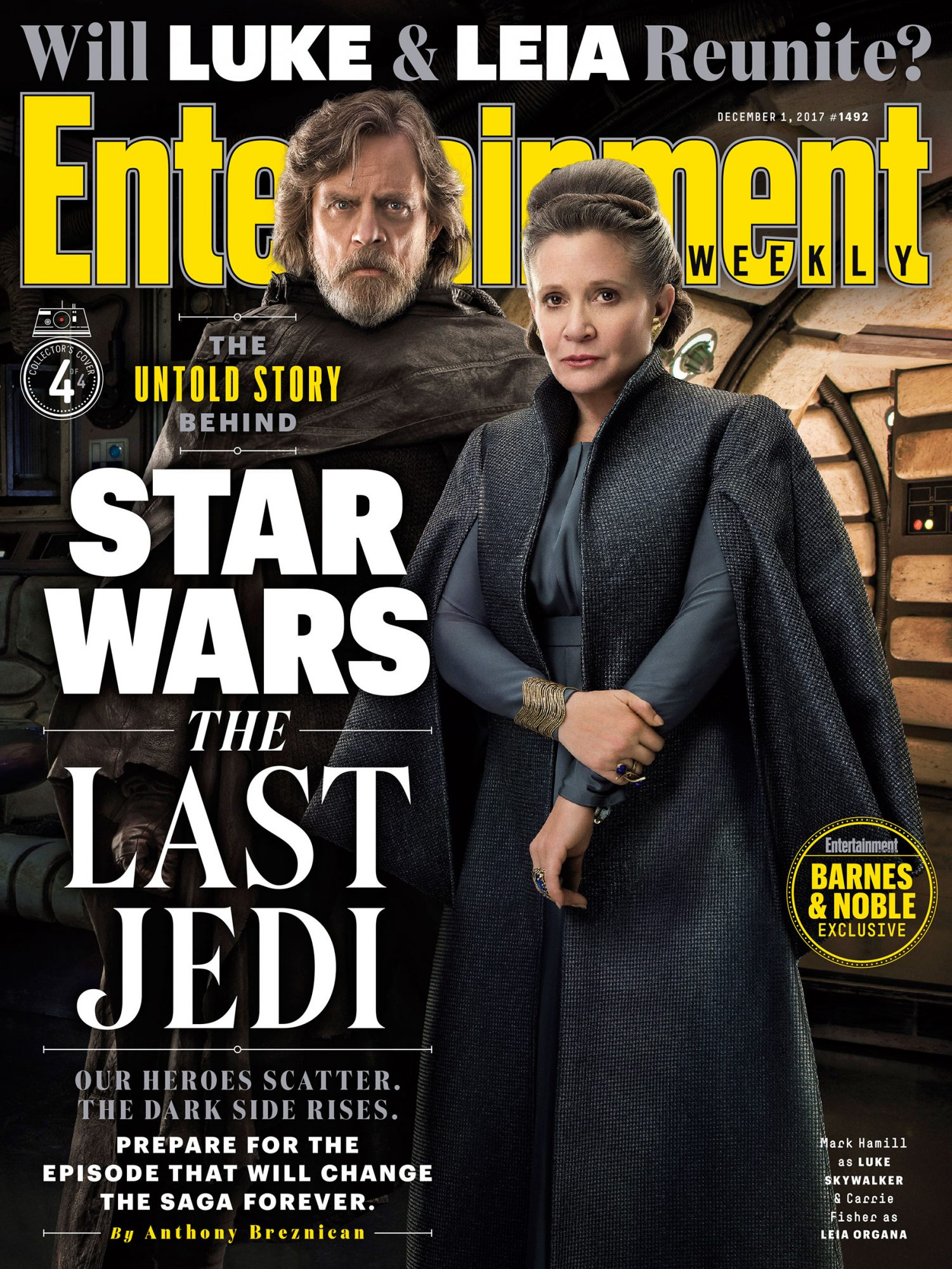 Entertainment Weekly December 1, 2017