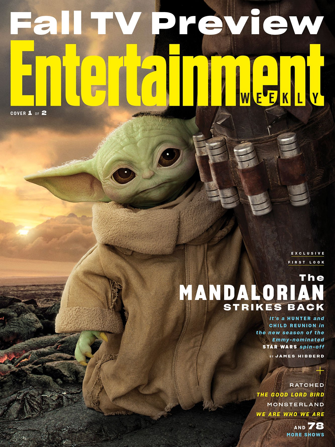 Entertainment Weekly September 2020