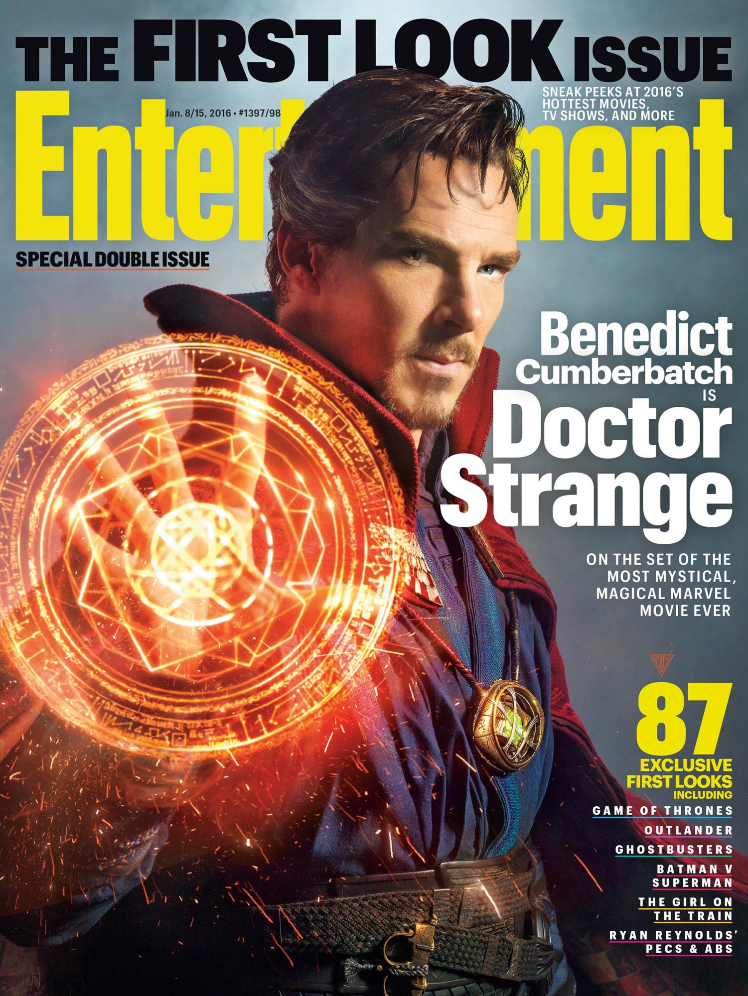 Entertainment Weekly January 15, 2016