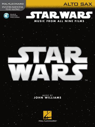 Star Wars: Music From All Nine Films (Alto Sax)