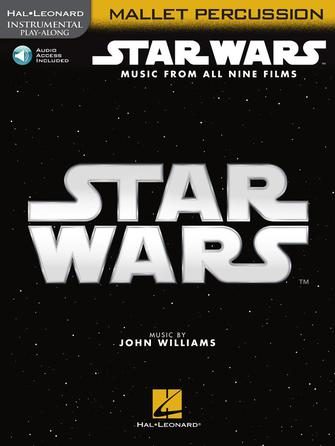 Star Wars: Music From All Nine Films (Mallets)