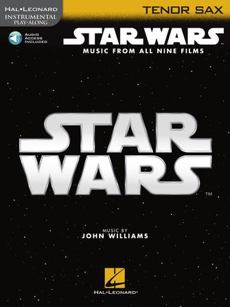 Star Wars: Music From All Nine Films (Tenor Sax)