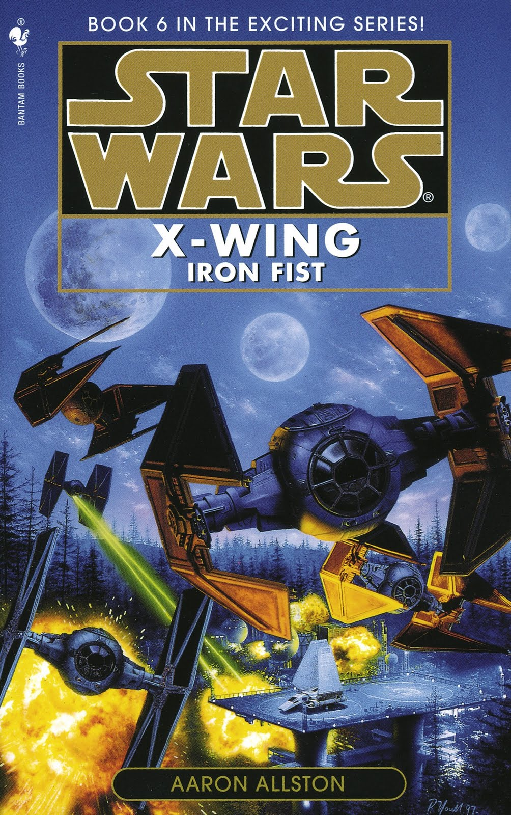 Star Wars X Wing: Iron Fist