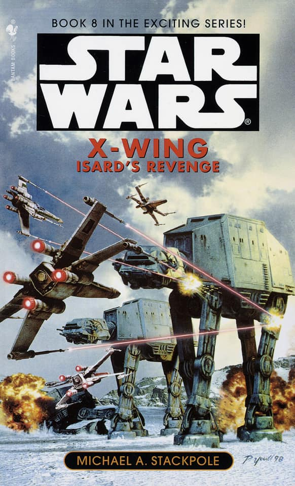 Star Wars X Wing: Isard's Revenge
