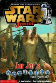 Star Wars Junior: Jar Jar's Activity Magazine