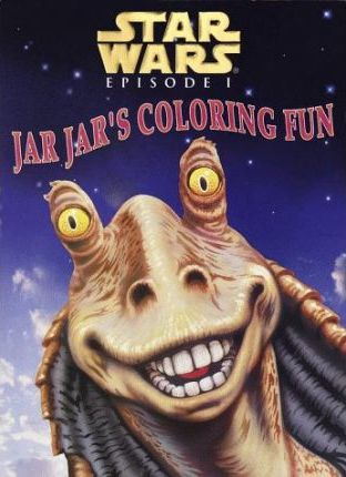 Star Wars Episode I: Jar Jar's Coloring Fun
