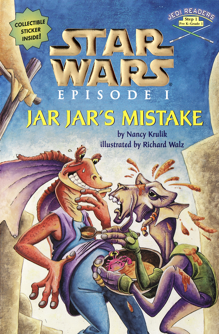 Star Wars Episode I: Jar Jar's Mistake