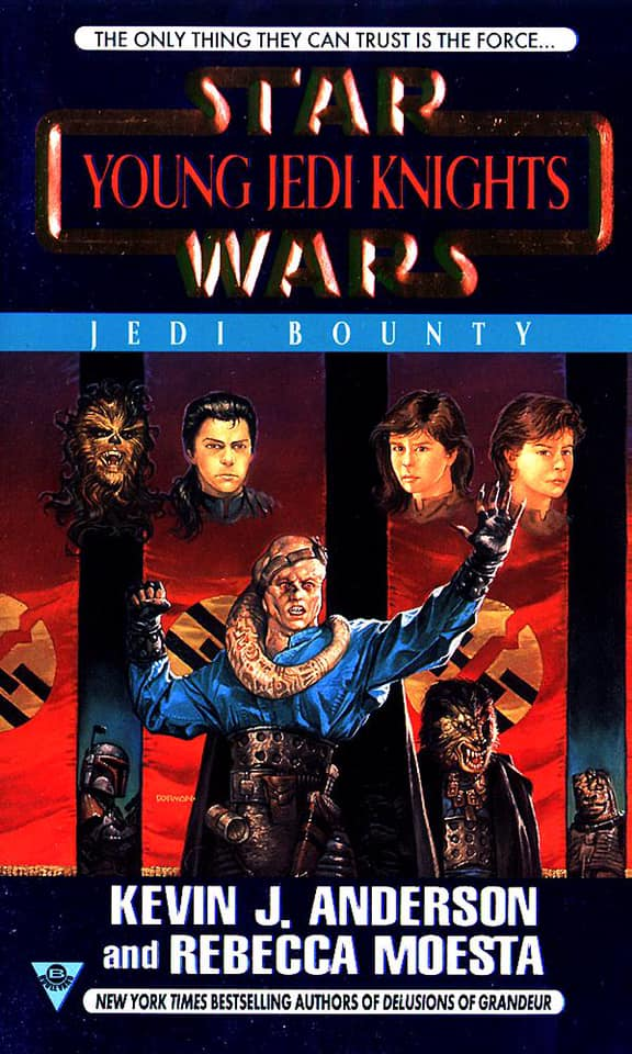 Star Wars Young Jedi Knights: Jedi Bounty