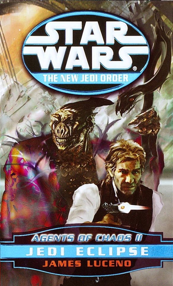 Star Wars The New Jedi Order: Agents of Chaos - Jedi Eclipse