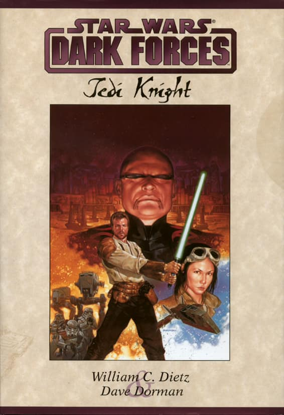 Star Wars Dark Forces: Jedi Knight