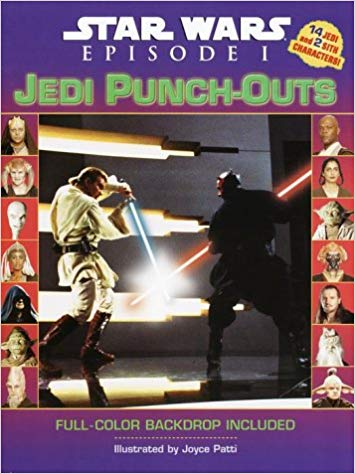 Star Wars Episode I: Jedi Punch-outs