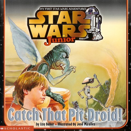 Star Wars Junior: Catch That Pit Droid