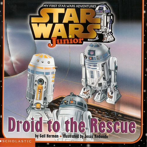 Star Wars Junior: Droid to the Rescue