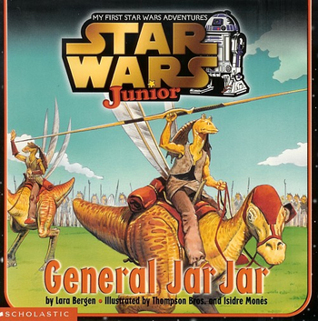 Star Wars Junior: General Jar Jar