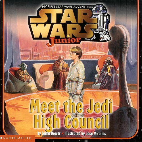 Star Wars Junior: Meet the Jedi High Council
