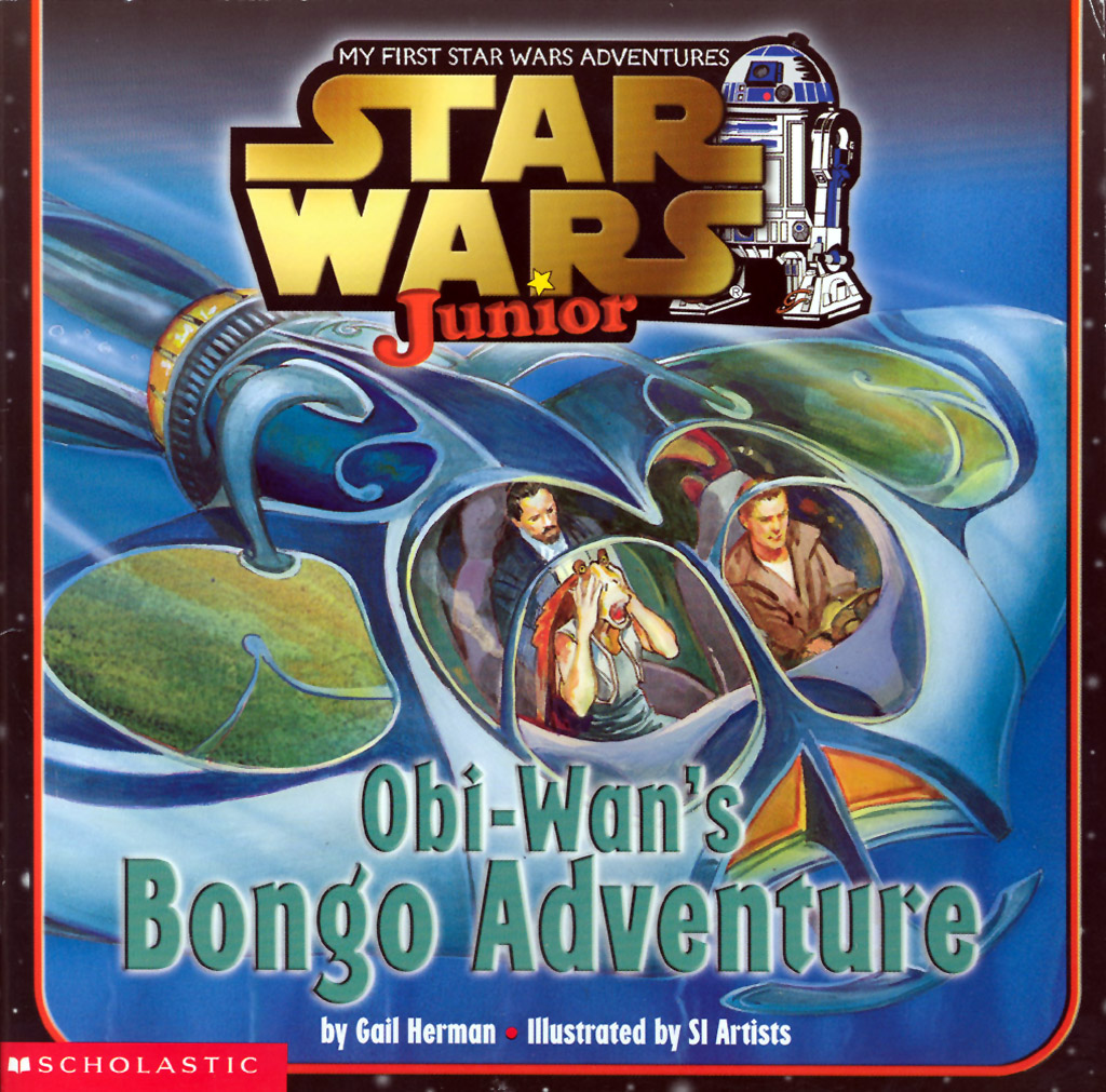 Star Wars Junior: Obi Wan's Bongo Adventure