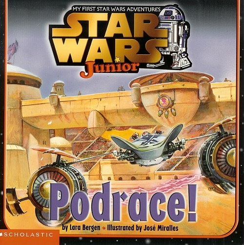 Star Wars Junior: Podrace!
