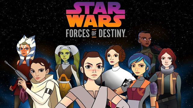 Star Wars Forces of Destiny: Triplecross