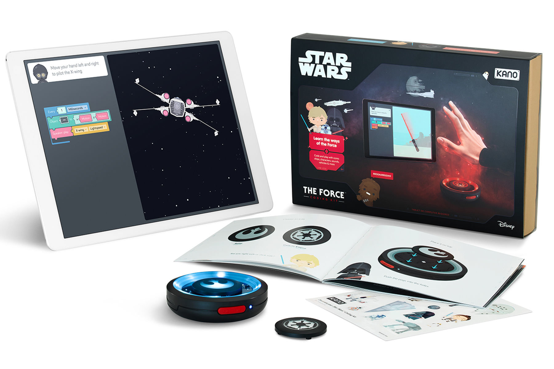 Kano Star Wars: The Force Coding Kit