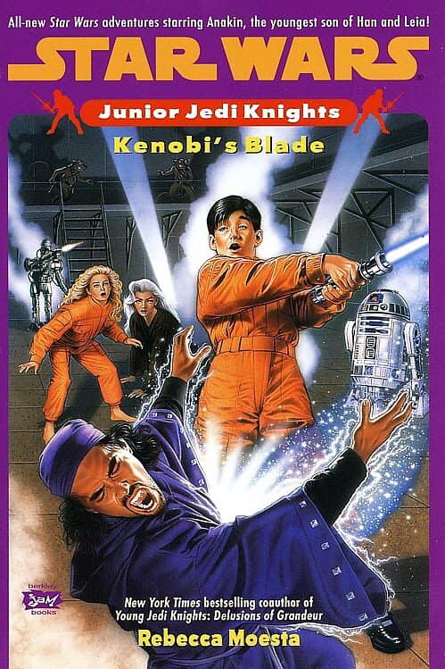 Star Wars Junior Jedi Knights: Kenobi's Blade