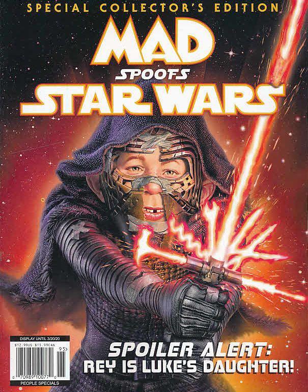 Mad Spoofs Star Wars (2020)