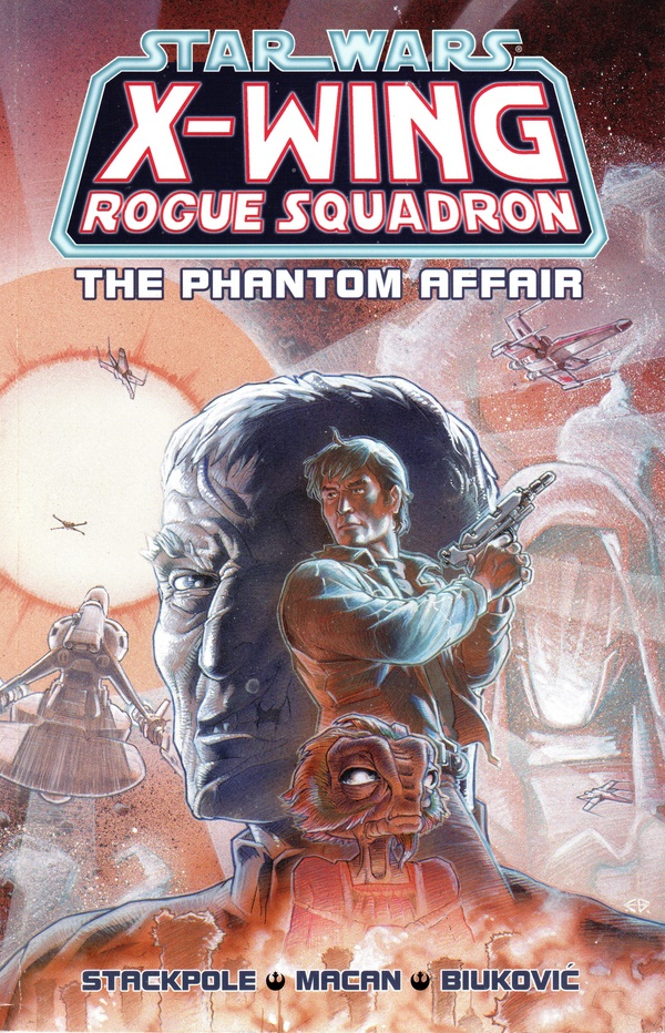 Star Wars X-Wing Rogue Squadron: The Phantom Affair