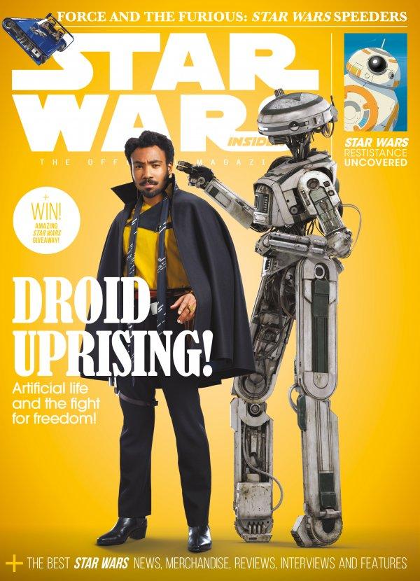 Star Wars Insider 184