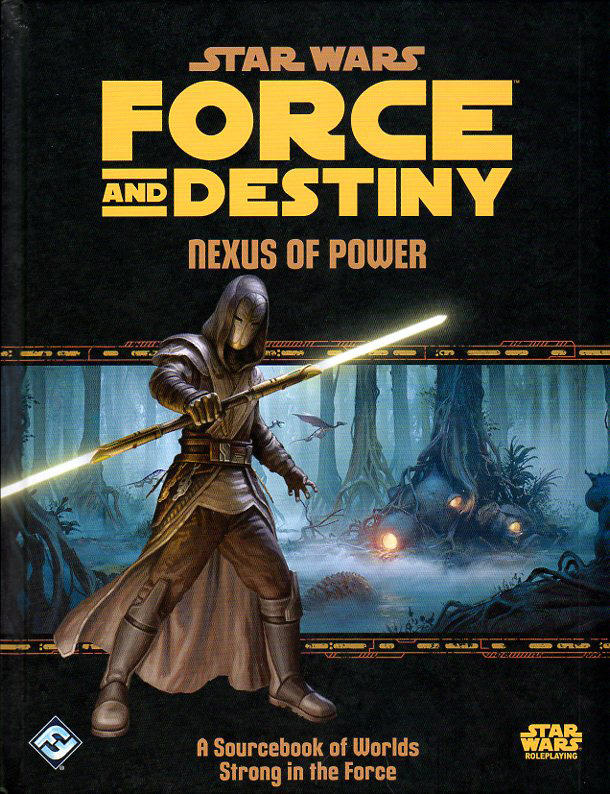 Star Wars Force and Destiny: Nexus of Power