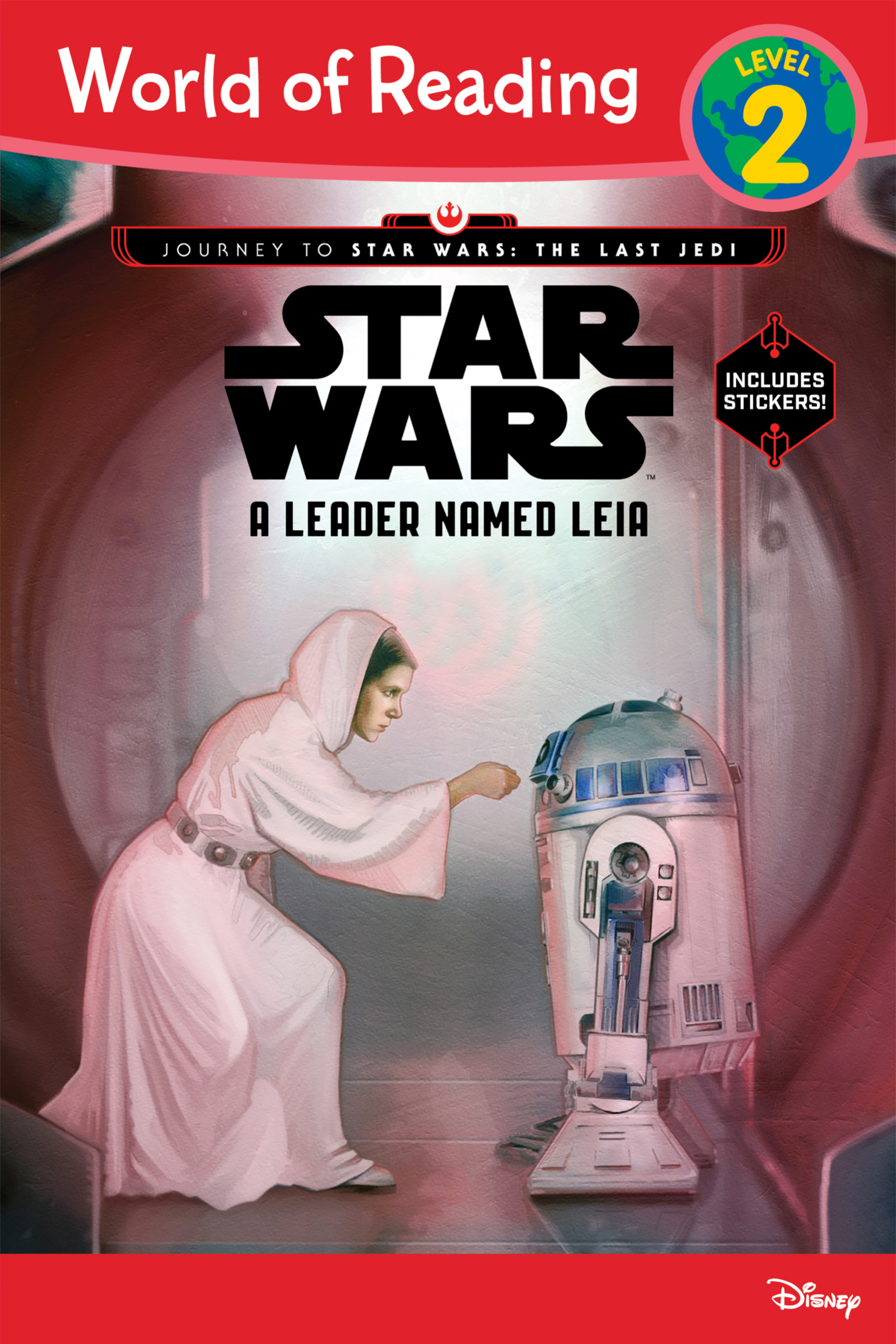 Star Wars: A Leader Named Leia
