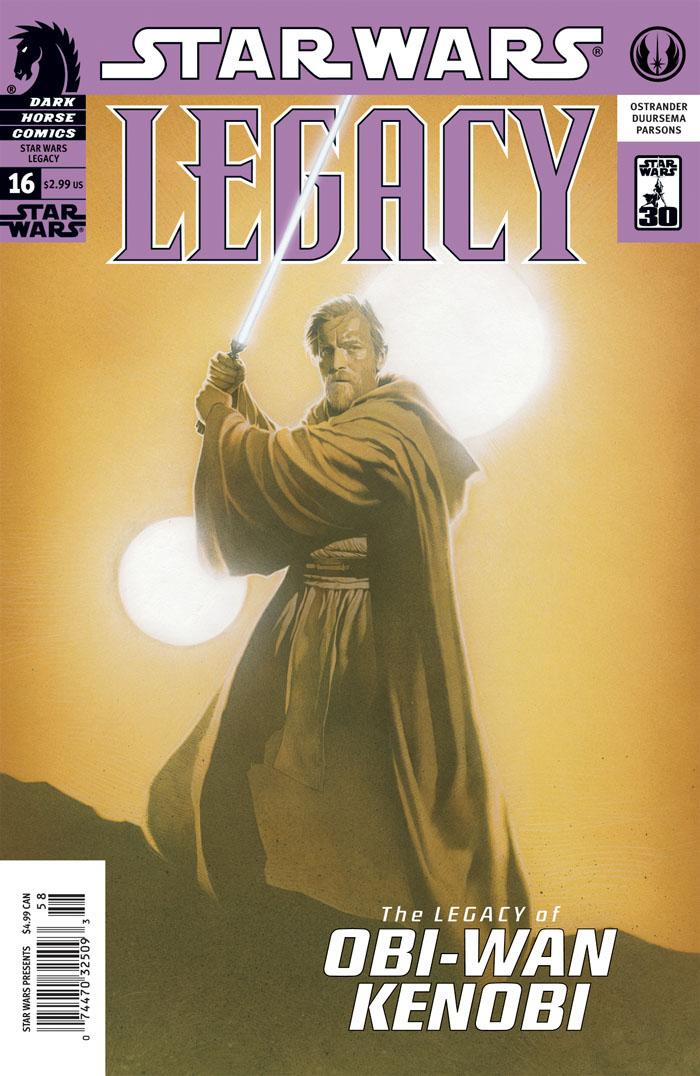 Star Wars Legacy 16