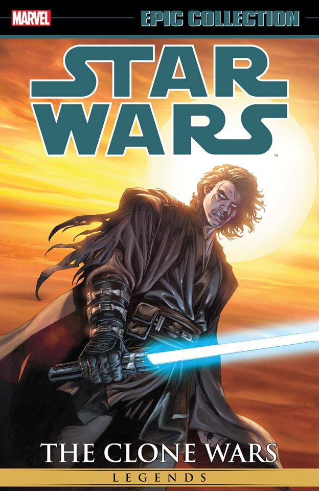 Star Wars Legends Epic Collection: The Clone Wars Volume 3