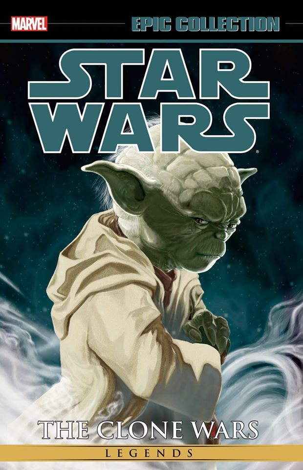 Star Wars Legends Epic Collection: The Clone Wars Volume 1