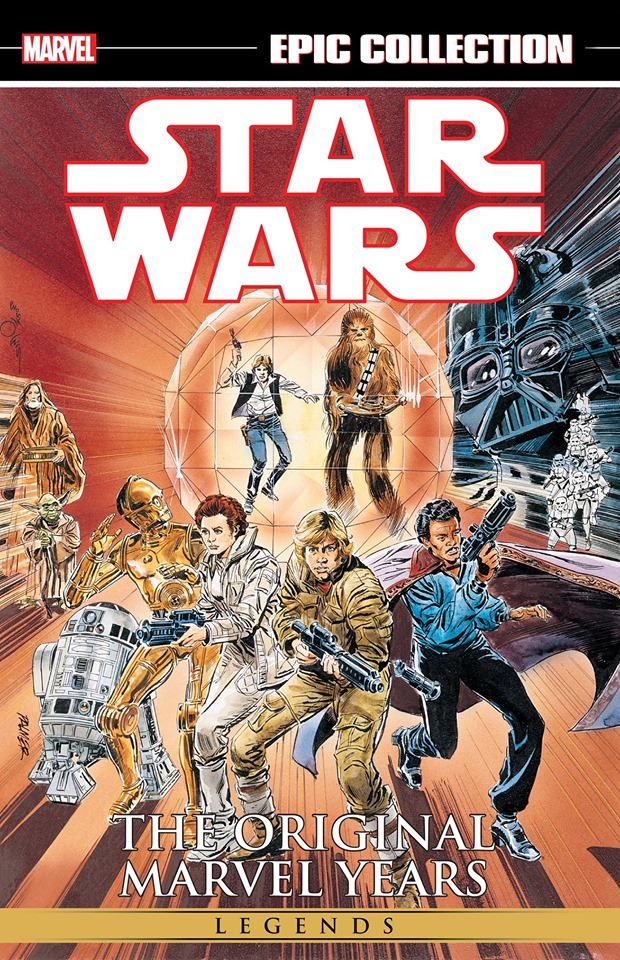 Star Wars Legends Epic Collection: The Original Marvel Years Volume 3