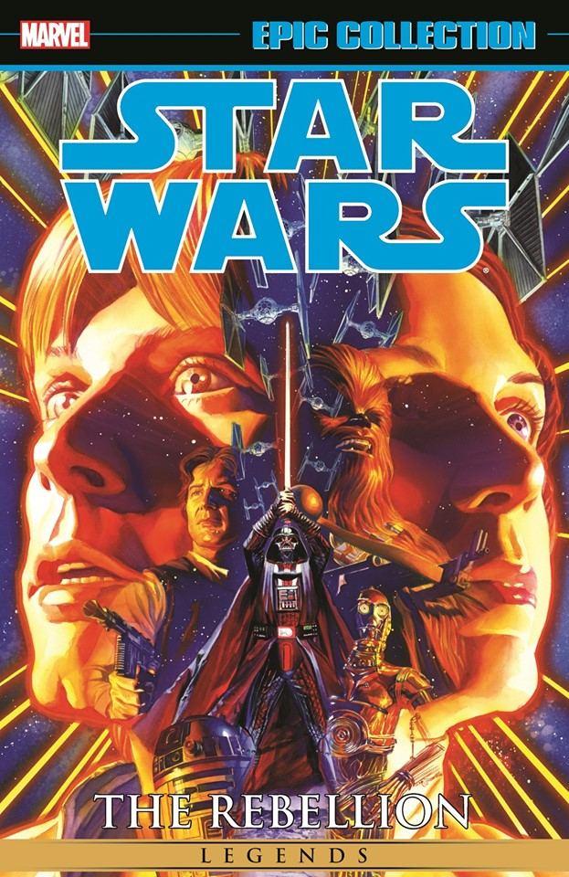 Star Wars Legends Epic Collection: The Rebellion Volume 1