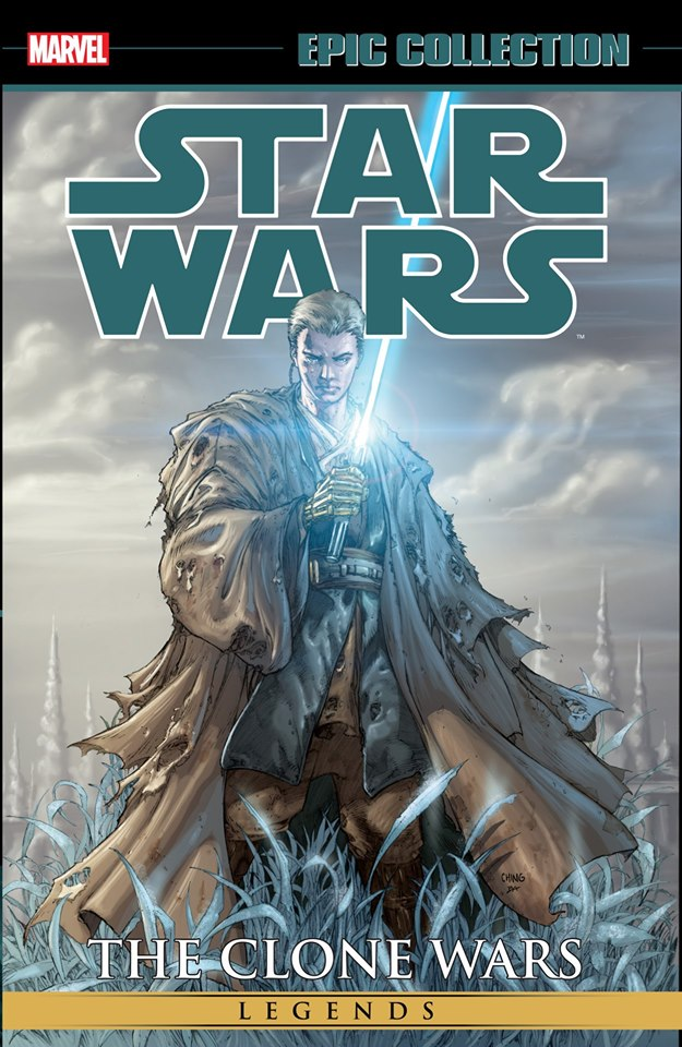 Star Wars Legends Epic Collection: Clone Wars Volume 2