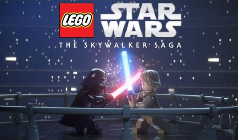 Lego Star Wars: The Skywalker Saga - Nictendo Switch