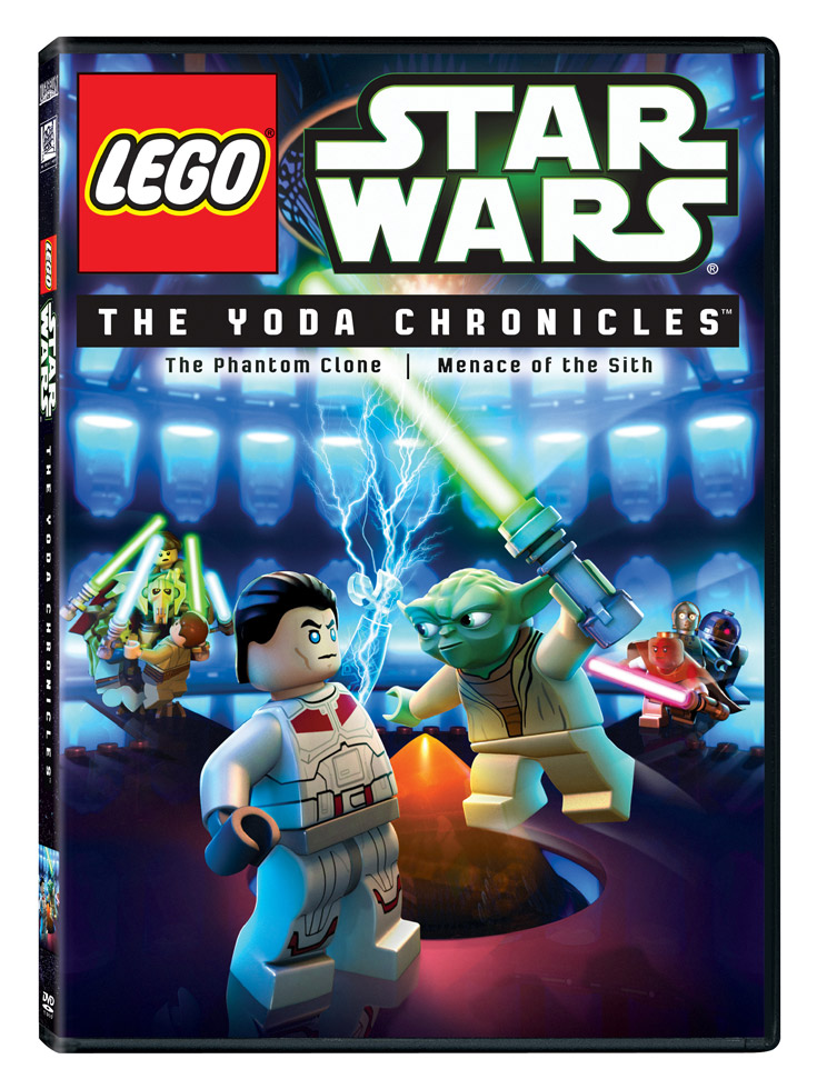 Lego Star Wars The Yoda Chronicles: Menace of the Sith