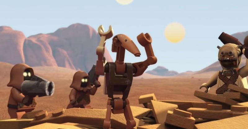 The Prisoner of Tatooine