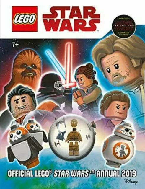 Lego Star Wars Official Annual 2019
