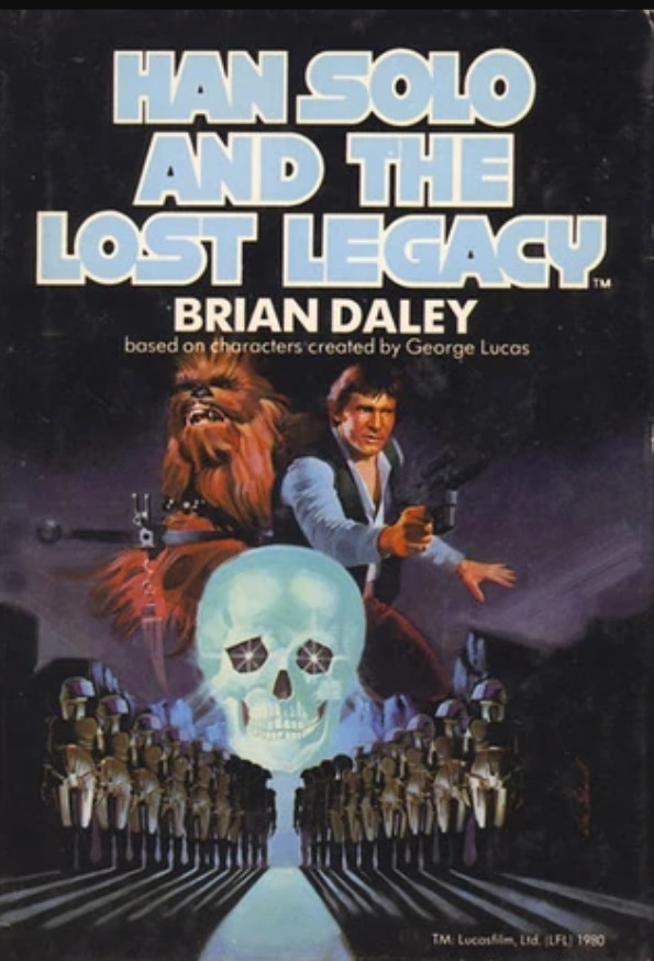 Han Solo and the Lost Legacy (Sci-Fi Book Club)