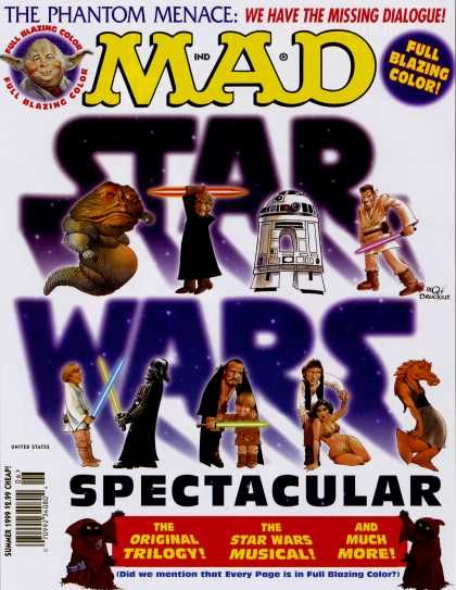 Mad Star Wars Spectacular 1999