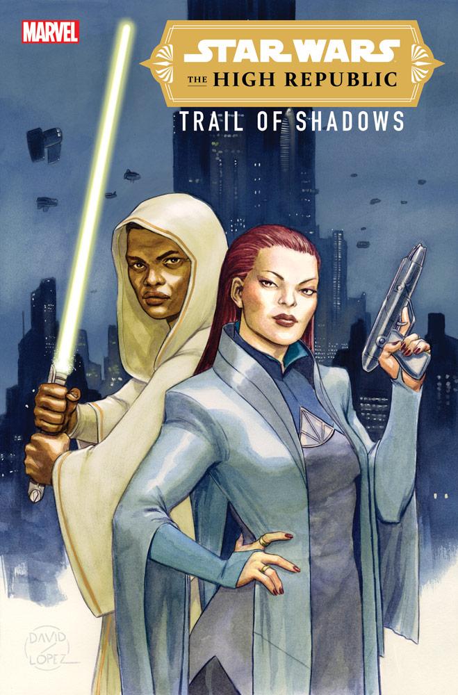 Star Wars The High Republic: Trail of Shadows