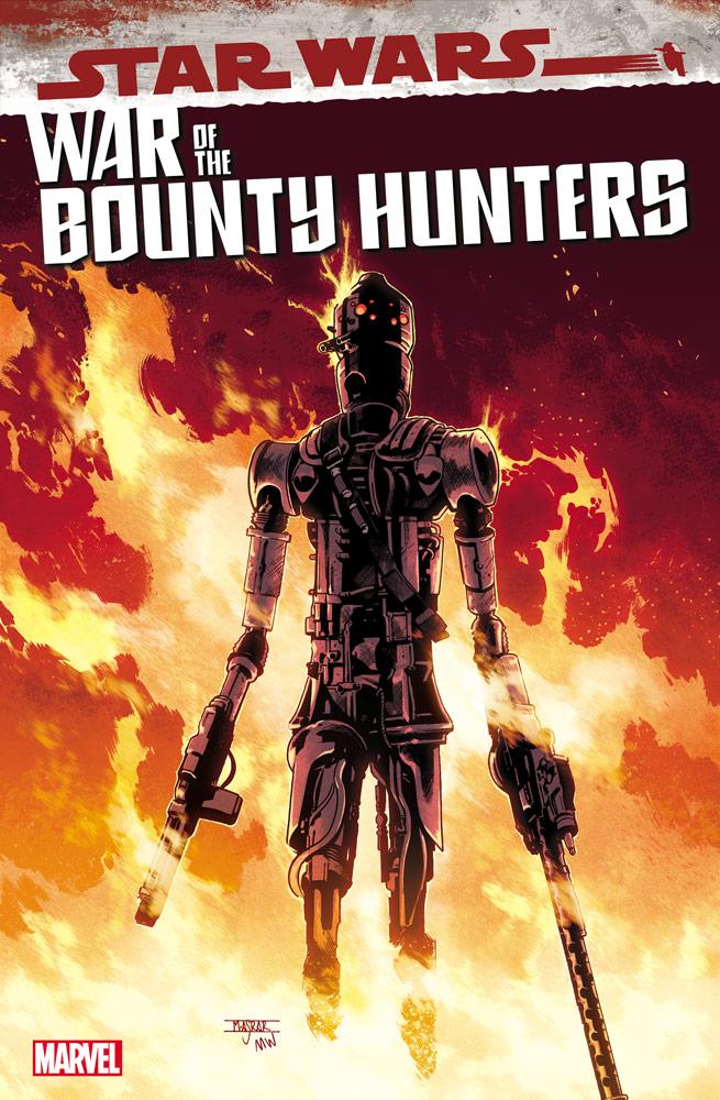 Star Wars War of the Bounty Hunters: IG-88