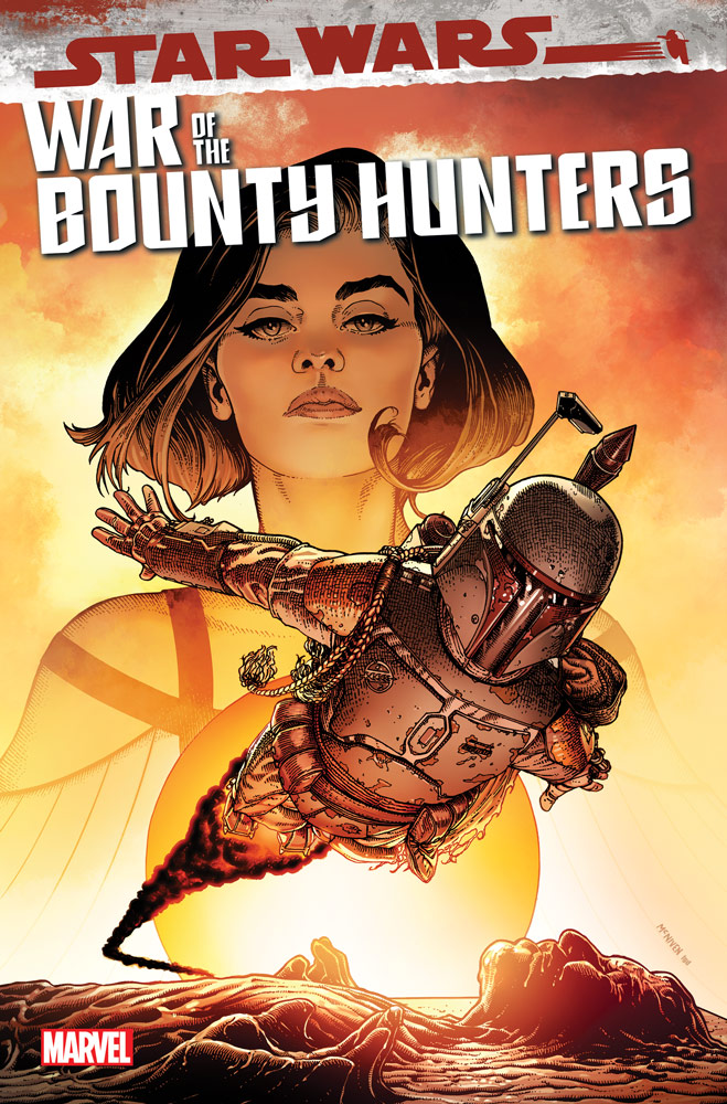 Star Wars: War of the Bounty Hunters 5 - First Printing