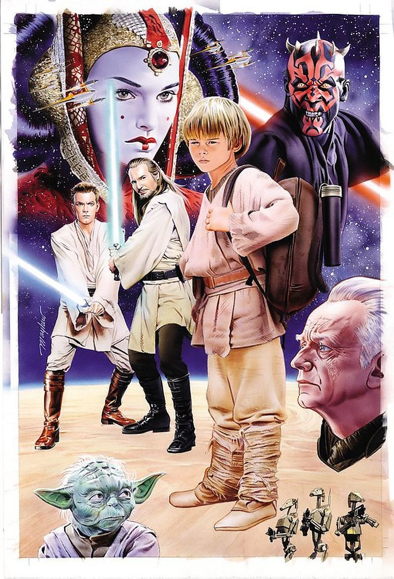 Star Wars Episode I: The Phantom Menace (Marvel Hardcover Edition)