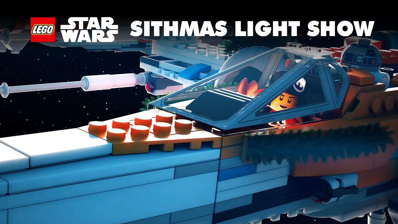 Lego Star Wars: Sithmas Light Show