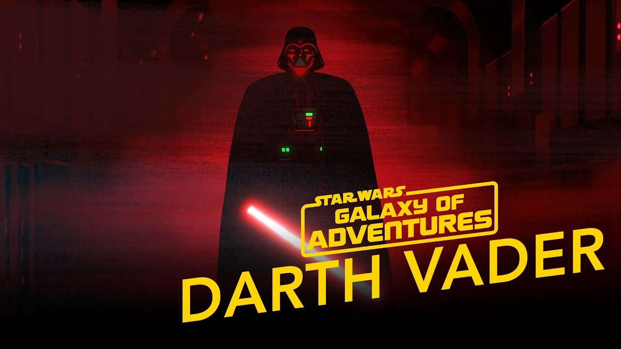 Star Wars Galaxy of Adventures: Darth Vader - The Power of the Dark Side
