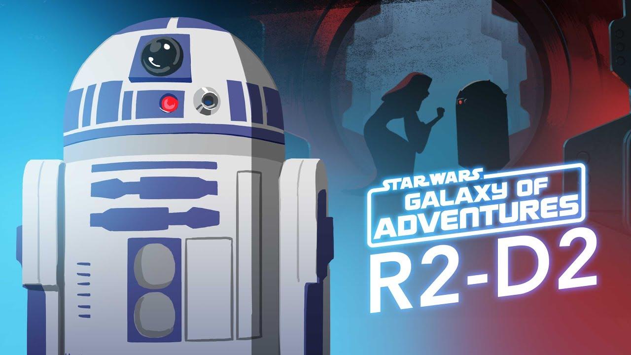 Star Wars Galaxy of Adventures: R2-D2 - A Loyal Droid