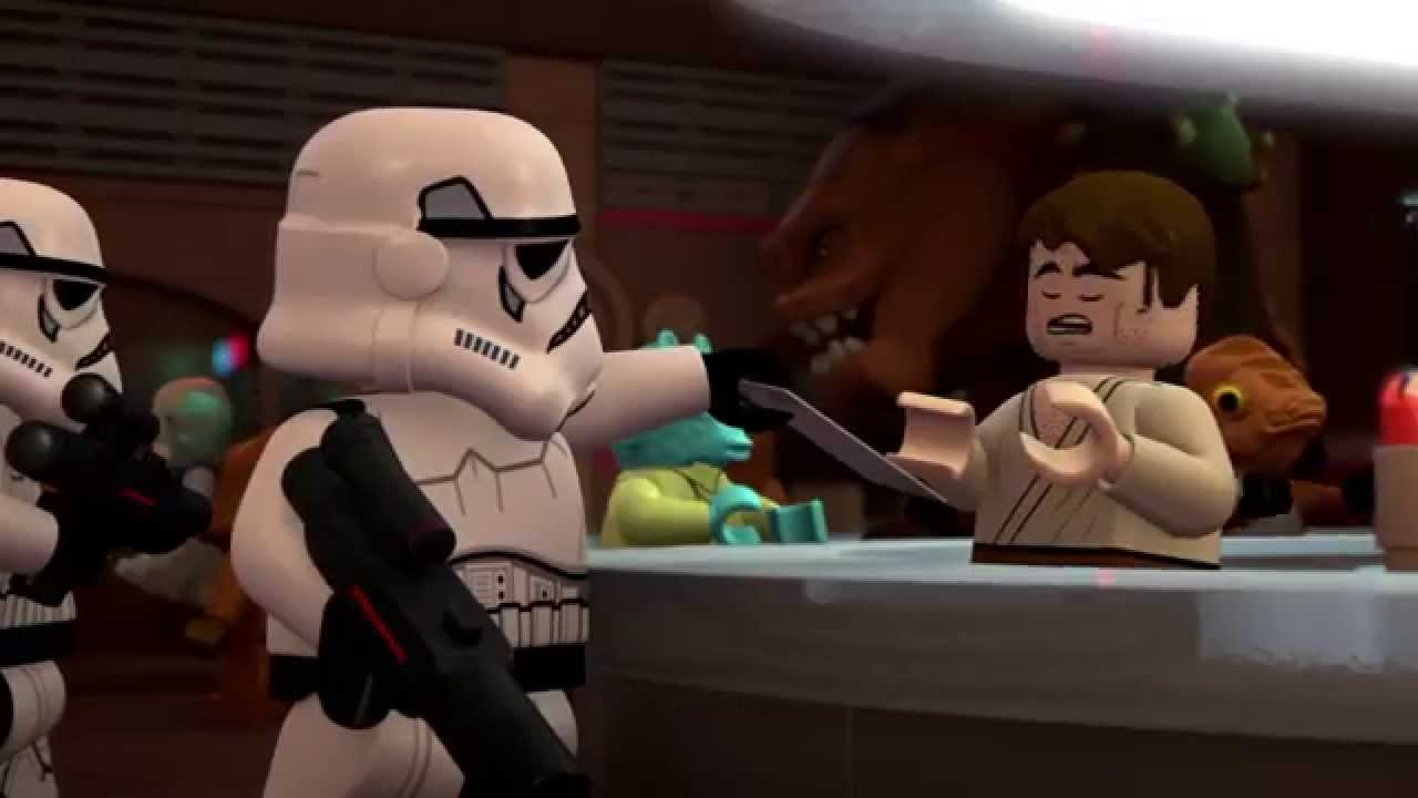 Lego Star Wars The Yoda Chronicles: The Galaxy's Most Wanted